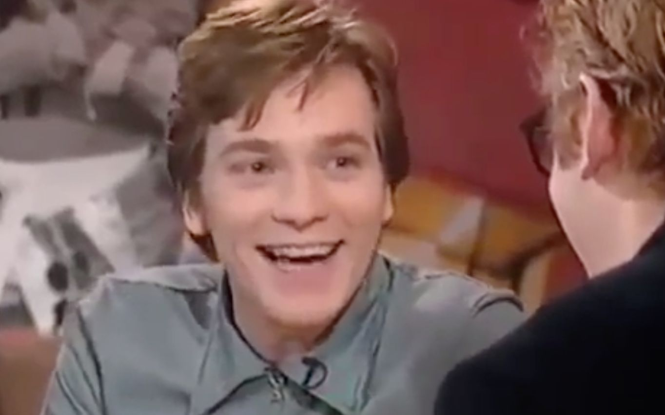 Ewan McGregor on T.F.I Friday (1996)