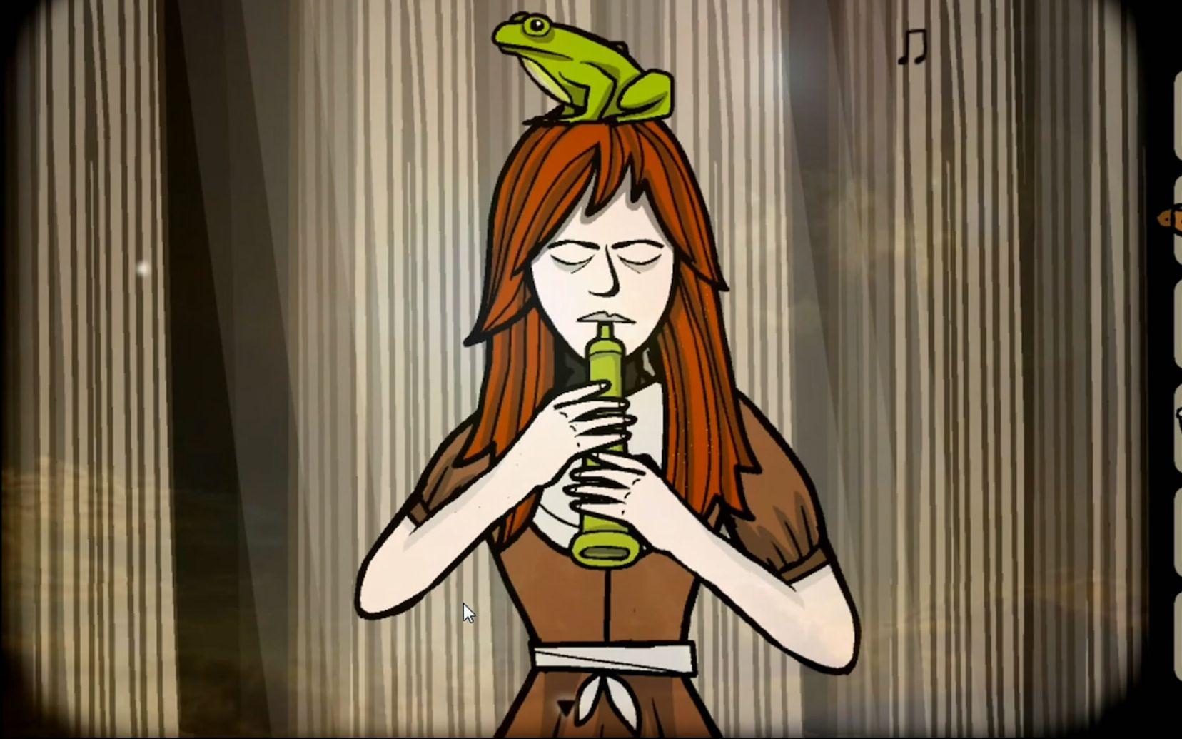 【通关天堂-绣湖方块岛】第一灾和第二灾游戏尾行逃离视频图片