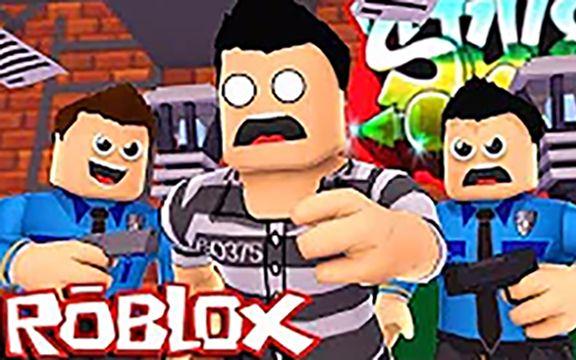 魔哒roblox虚拟世界EP29 乐高方块人逃离监狱跑酷