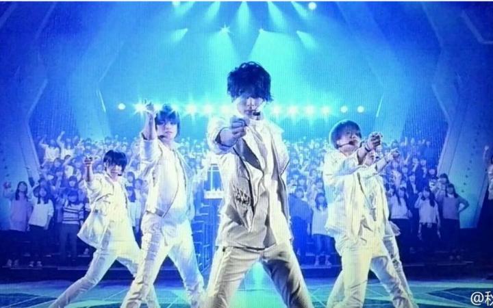 【Sexy Zone】 (少年倶楽部) 现场版 16-02-10