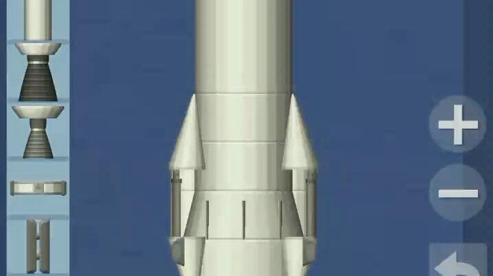 航天模拟器ep13:新火箭搭载卫星上天图片
