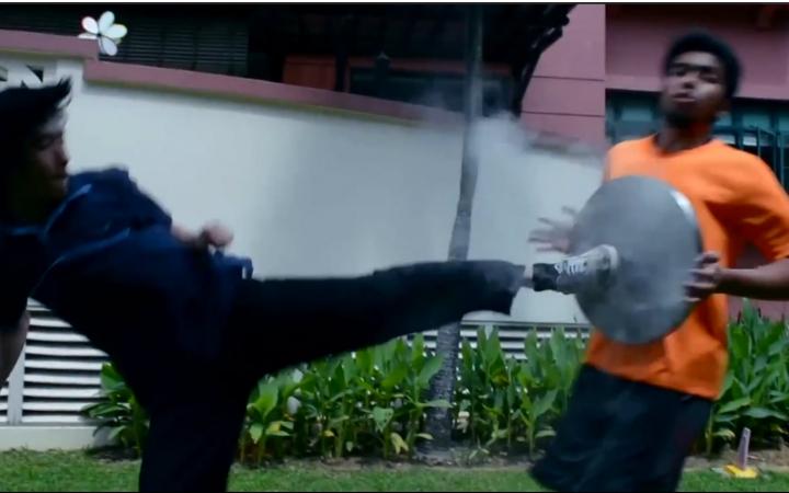 成龙风格动作微电影系列之《通缉犯Ⅰ》