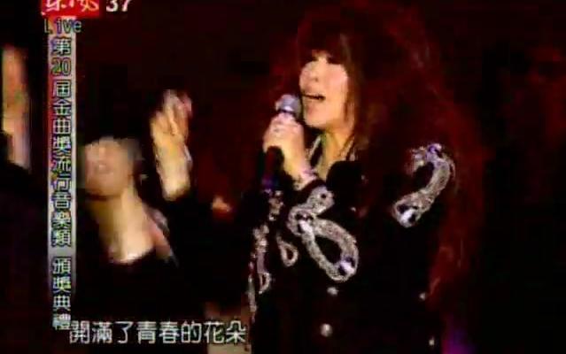 【金曲奖热单medley】欧阳菲菲 - 热情的沙漠 / 爱的路上我和你 / 向往 / 五月情意 / 感恩的心 / 逝去的爱 2009