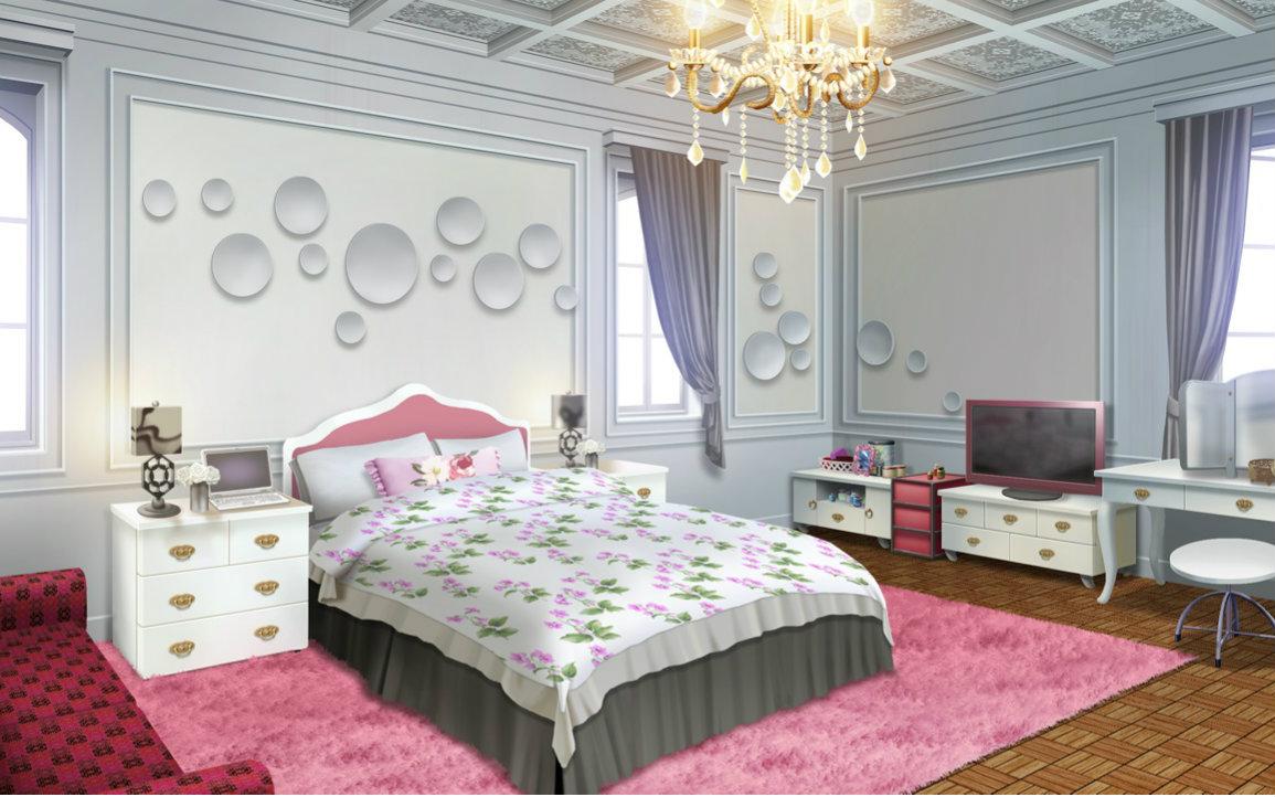 diy卧室装饰少女