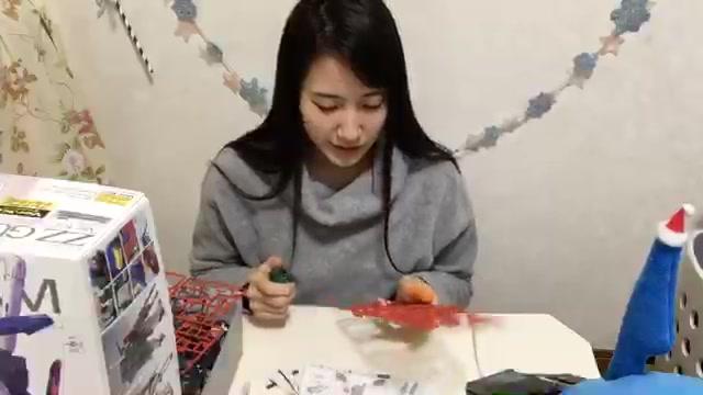 西澤 瑠莉奈(NMB48 チームM) (2017年12月10日20時05分29秒) SHOWROOM