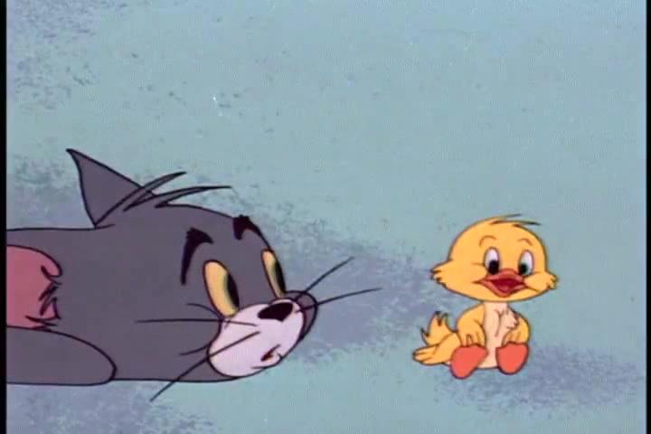 倒放猫和老鼠之快乐鸭子