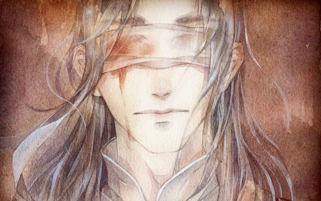 【魔道祖师】清风依旧 明月蒙尘--明月清风晓星尘 道长qaq图片