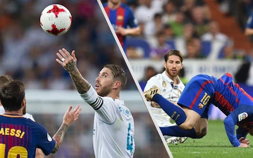 这是杠上了!足坛10位最憎恨梅西的球员,拉莫斯排名第一