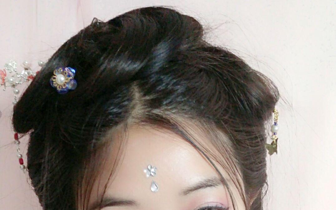 【莲卿】梅隐香——梅须逊雪三分白,雪却输梅一段香(端庄温婉百搭发型