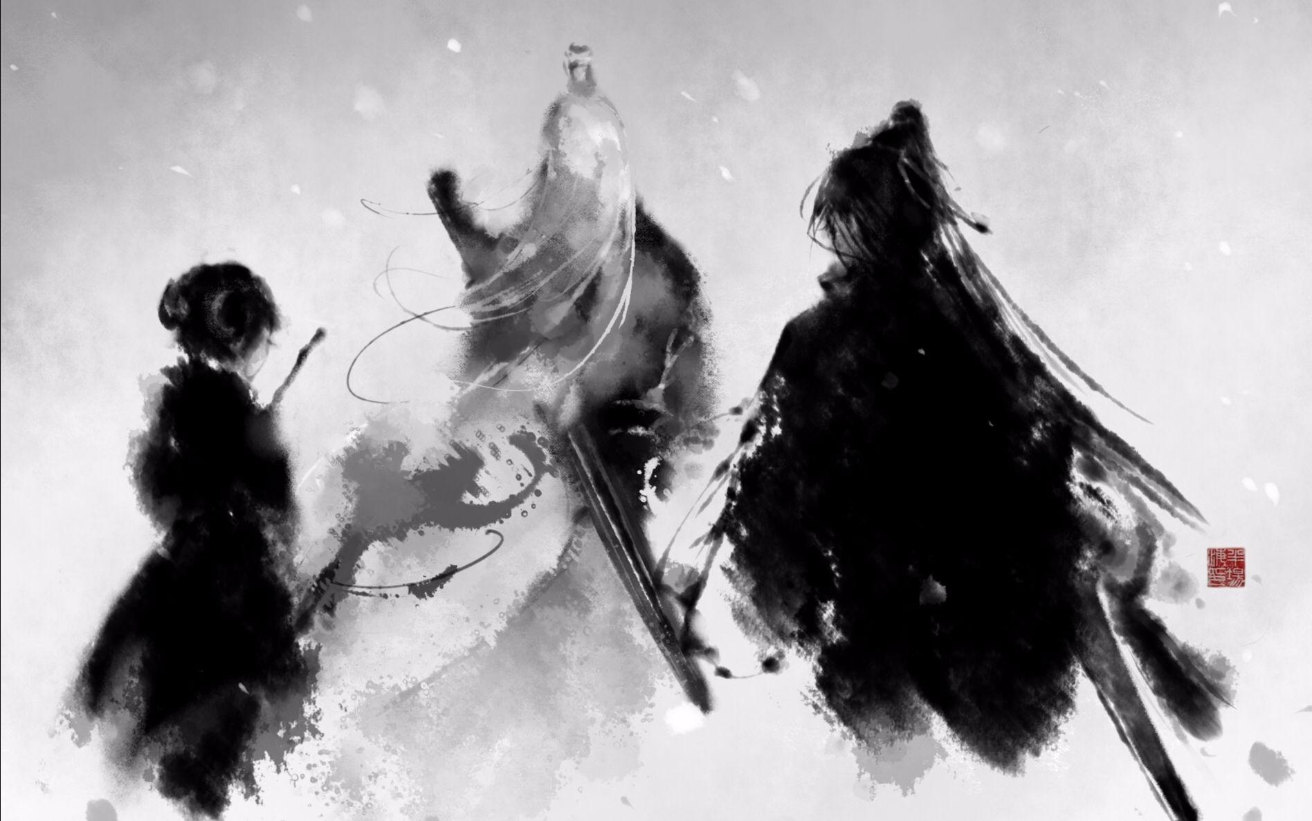 【魔道祖师/薛晓】与尘书【高虐·人声版】【绡铄】