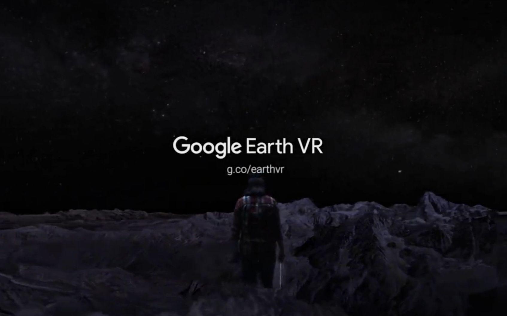 VR史上最牛逼的视频GoogleEarthVR-爱哔哩软件互动vr图片