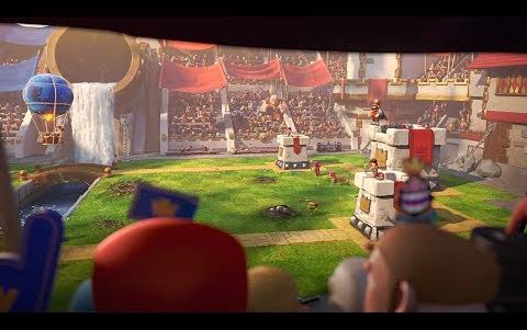 【皇室战争】逆轉時刻!橋頭裸下氣球,是奇襲?還是失誤?