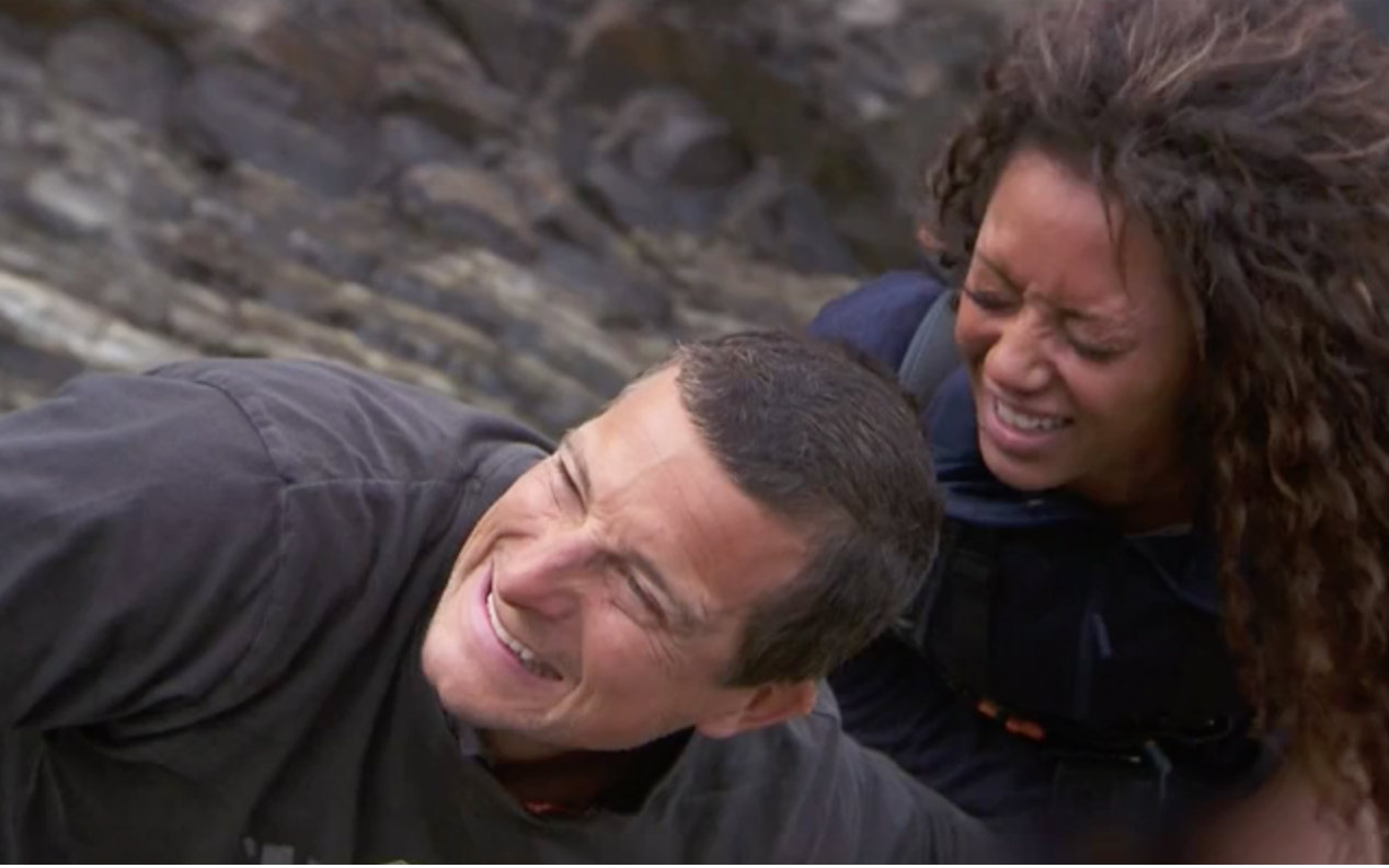 【贝爷/生肉】荒野求生全明星 S03E06 辣妹Mel B Running.Wild.With.Bear.Grylls
