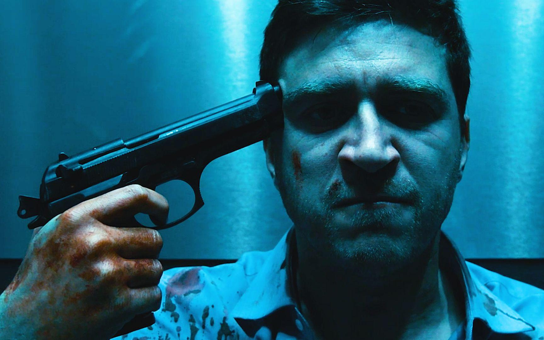 致命病毒大肆扩散,世界充满了活死人,男人被困电梯生无可恋!惊悚电影