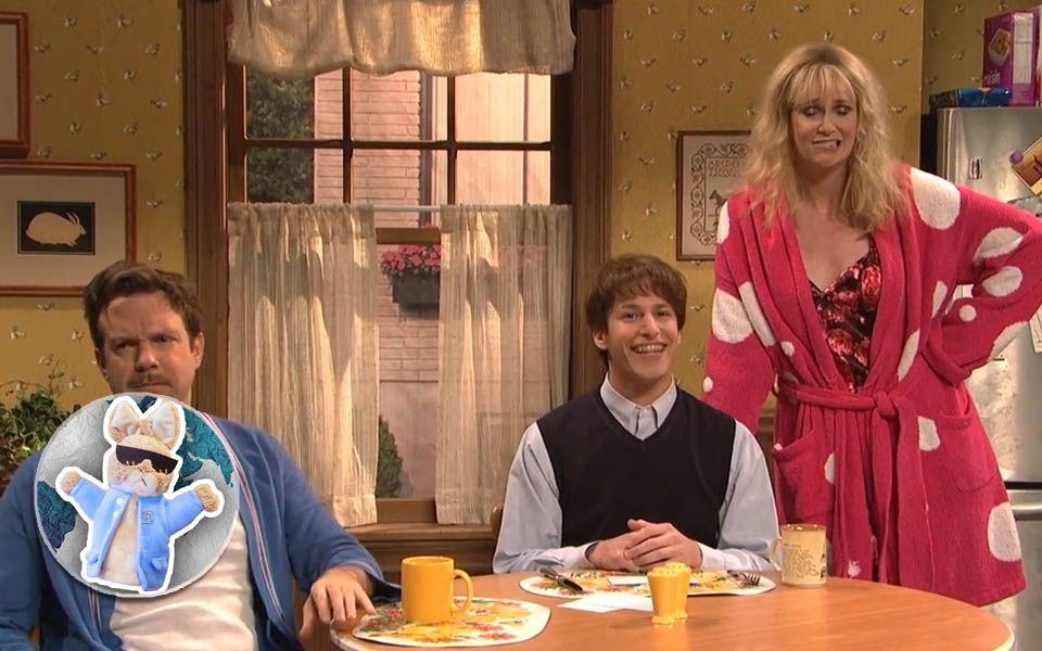【SNL天秀合集】新男友脱口秀第100集 现男友脸色瞬间变成绿色喵喵喵