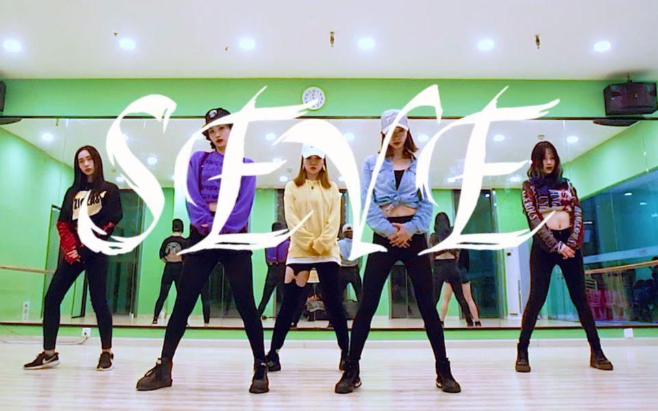 【玩客舞蹈】seve舞蹈教学视频 李小璐鬼步舞分解动作
