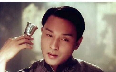 【张国荣—程蝶衣】这么好的人,理应是被世人所记住的,【霸王别姬】—