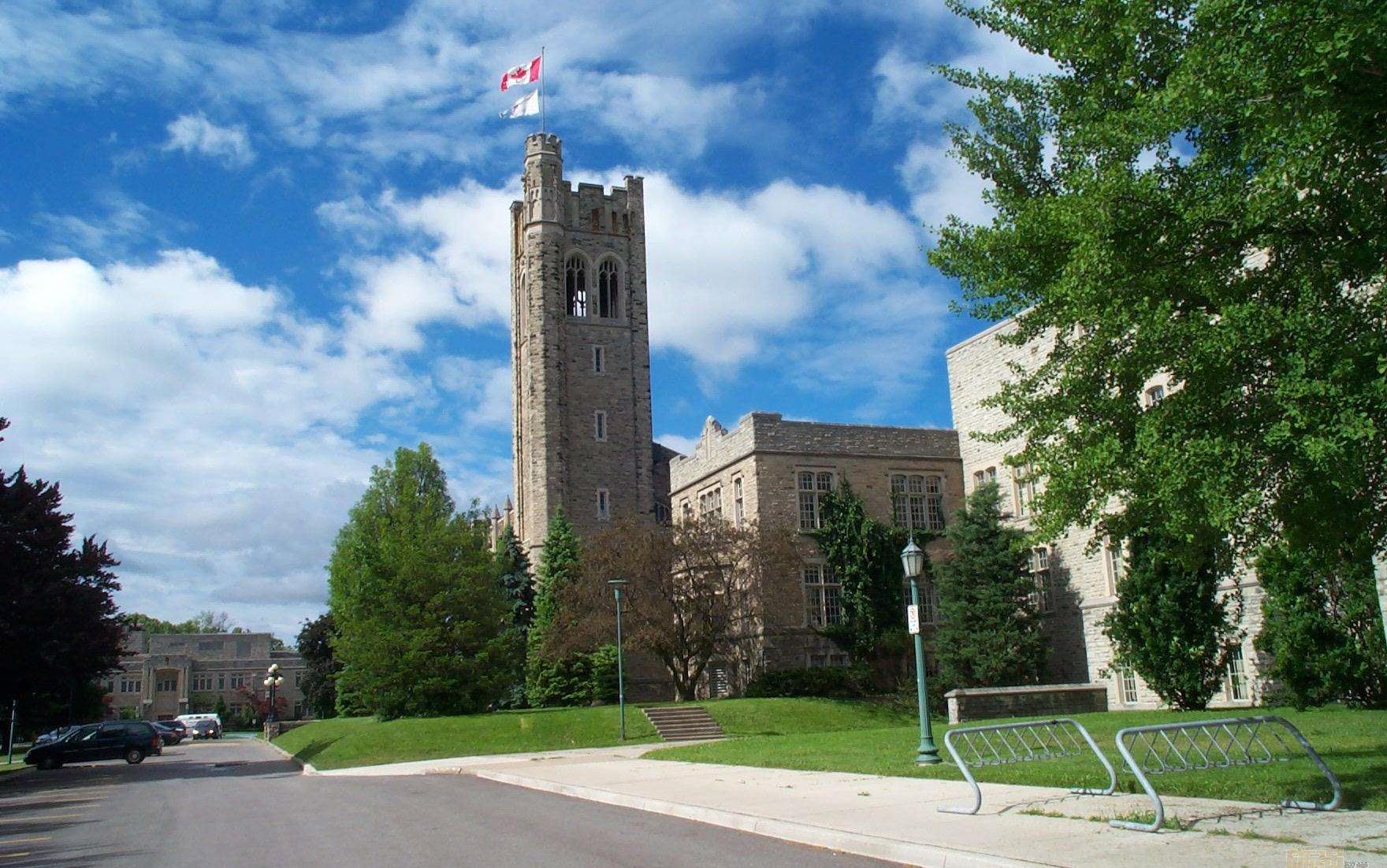 【加拿大-韦仕敦大学】(原名 西安大略大学)-留学-加拿大 -英语-世界著名大学-名校-QS214