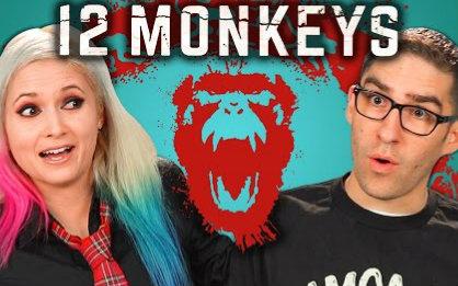 十二只猴子电影