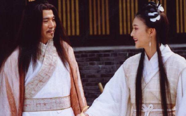 李彩桦版昭君变脸32(小夫妻俩互虐)国语《出塞》电影版图片
