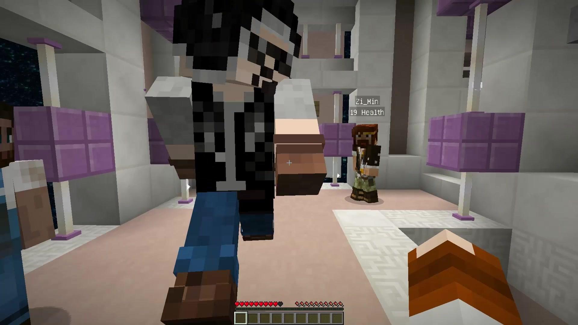 【Minecraft】《飞翔使和朋友们的多人游戏时间 1.12 王牌空战》