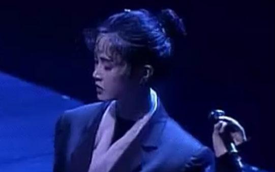 《孤独的肖像》中岛美雪 1990夜会现场版-SalvaMe的微博 微博