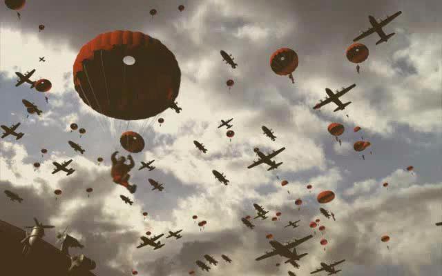 【动画赏】《命令与征服 红色警戒2》真人+CG片头(原盘提取版)