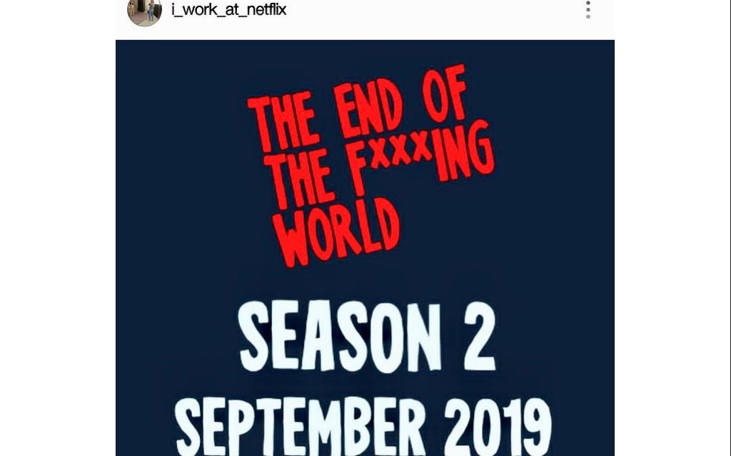 the end of the fucking world season 2 | 搬运工