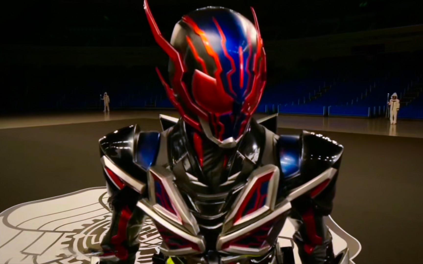 假面骑士01-假面骑士伊甸变身音效(重制版)