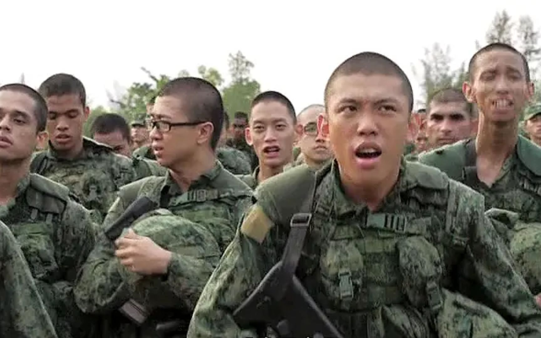 新兵正传新兵训练全过程:又苦又累,但没有人后悔《新兵正传2》景珊