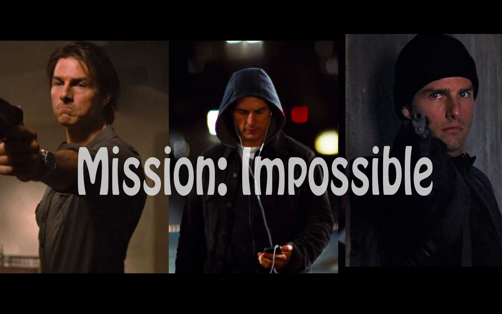 【1080P/激燃踩点系列/碟中谍/转场/节奏向】Mission: Impossible