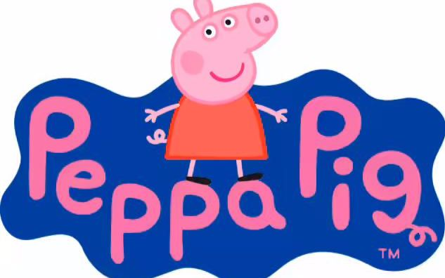 小猪佩奇在宿舍图片