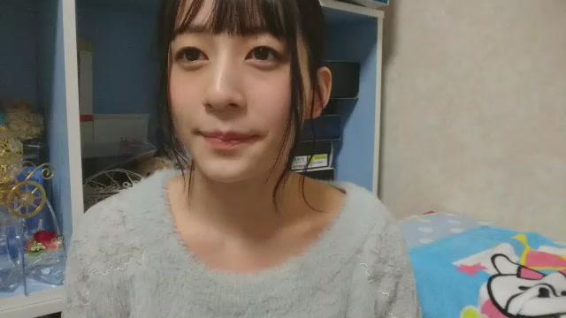 佐々木 優佳里(AKB48 チームA) (2017年12月10日23時43分39秒) SHOWROOM