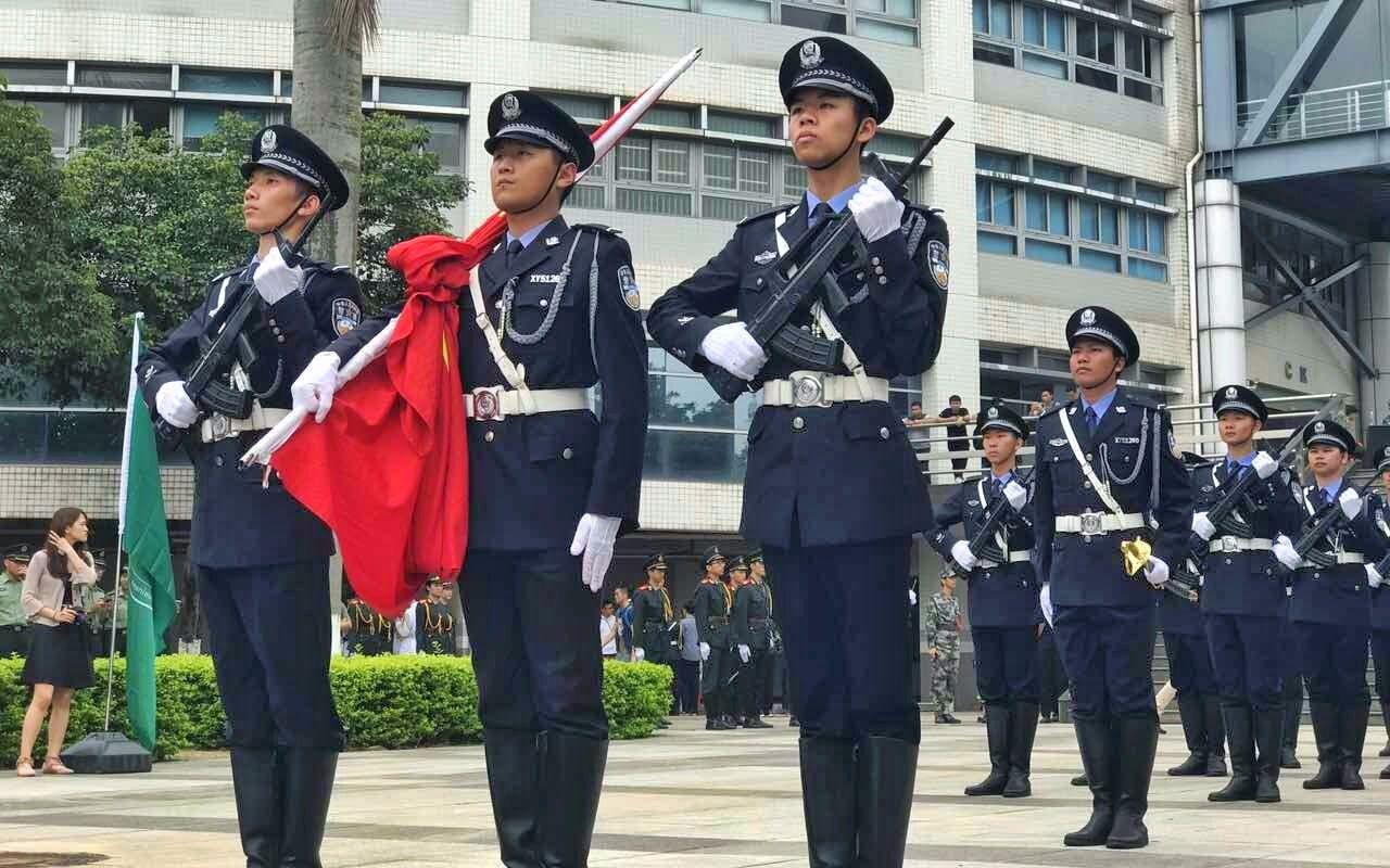 警官�y�-��+_我刚初中毕业,我想去广东司法警官职业学院读,但是我没有填志愿可以