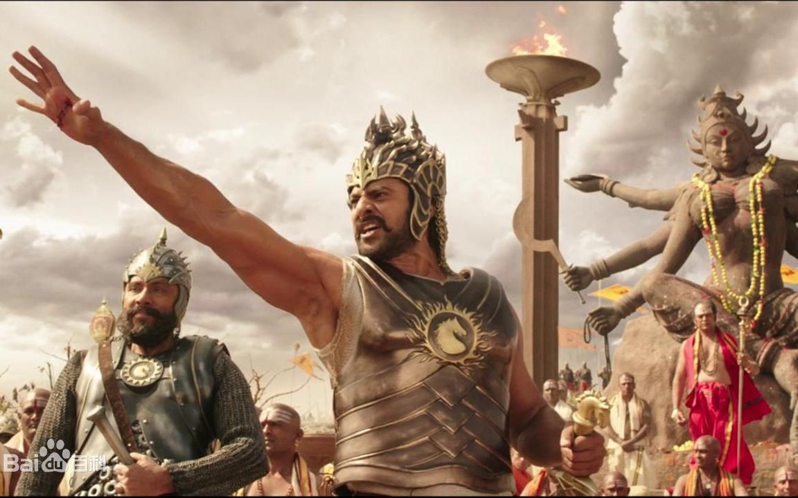 《巴霍巴利王:开端》歌舞片段