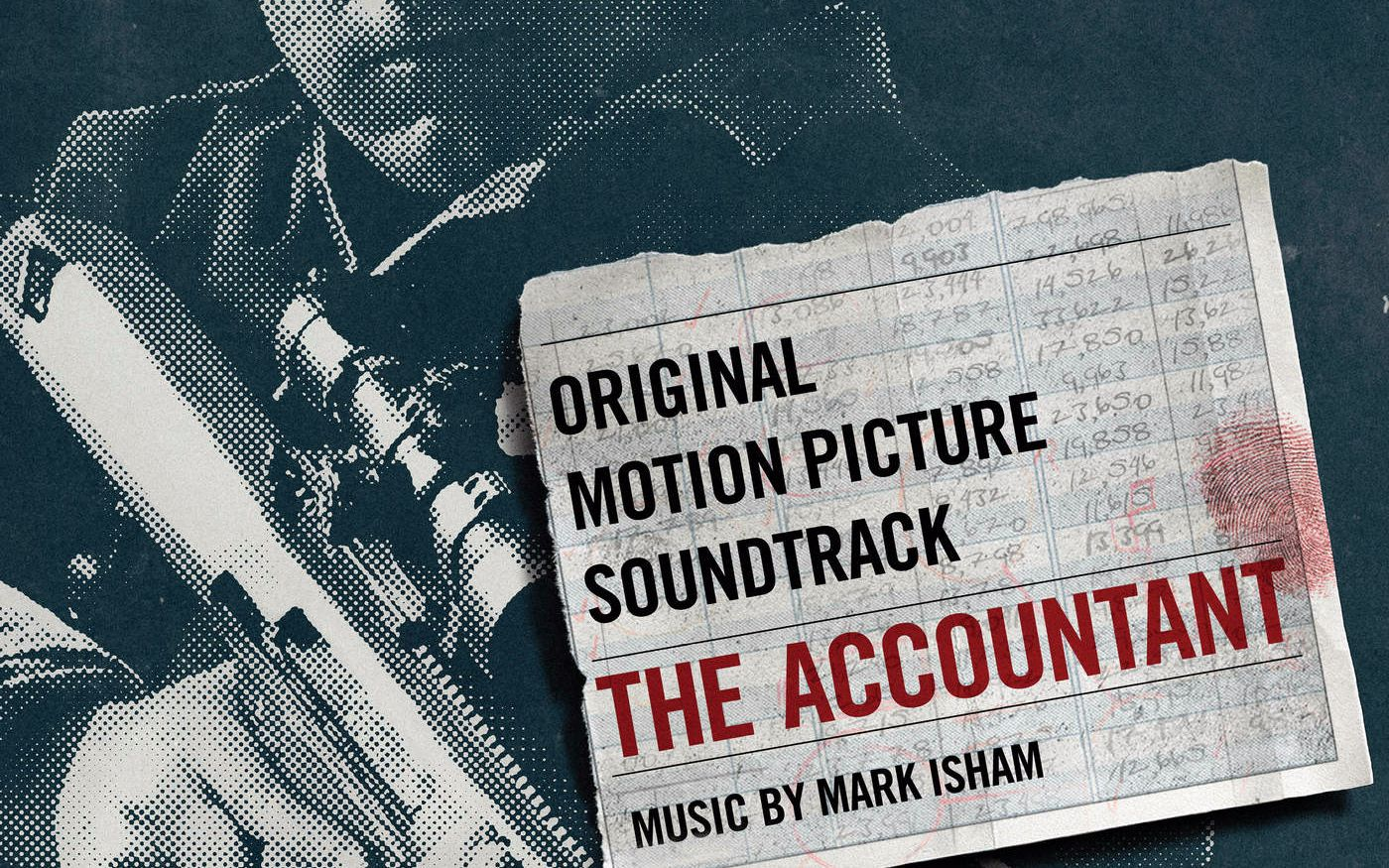 会计刺客 OST Mark Isham - The Accountant(11)