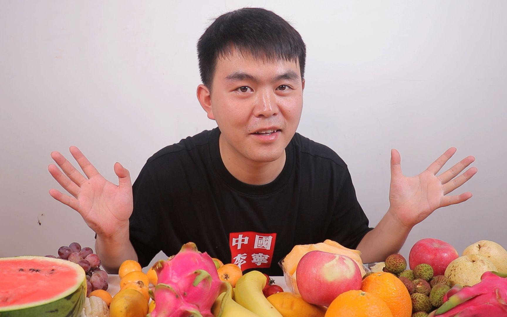 把市面上所有水果榨成汁是怎样的体验,网友:糖尿病都给你喝出来