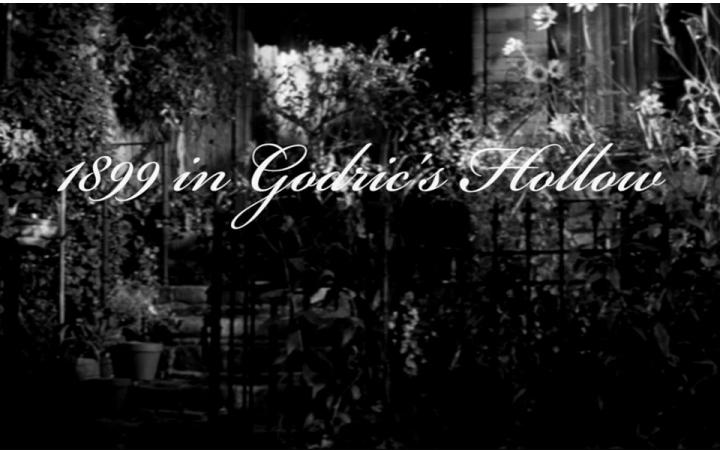 【HP/GGAD/格邓】1899年戈德里克山谷