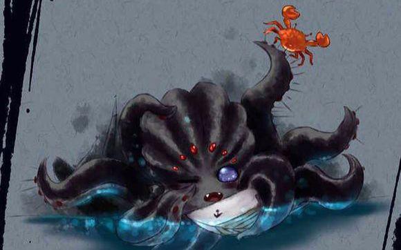 【洛奇英雄传】链拉、有觉醒、有变身、有消耗、SOLO章鱼头、1分20秒——大T
