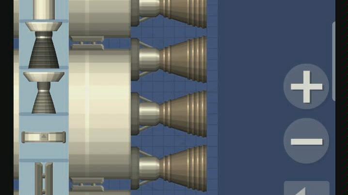航天模拟器 24喷飞天计划图片