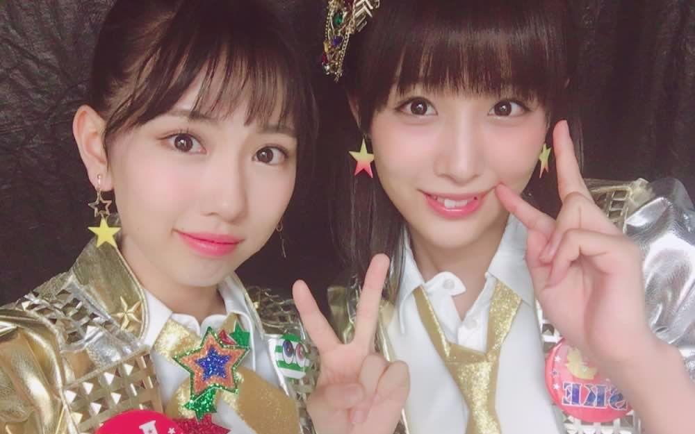 2017年11月26日15時39分13秒 熊崎 晴香(SKE48 チームE)