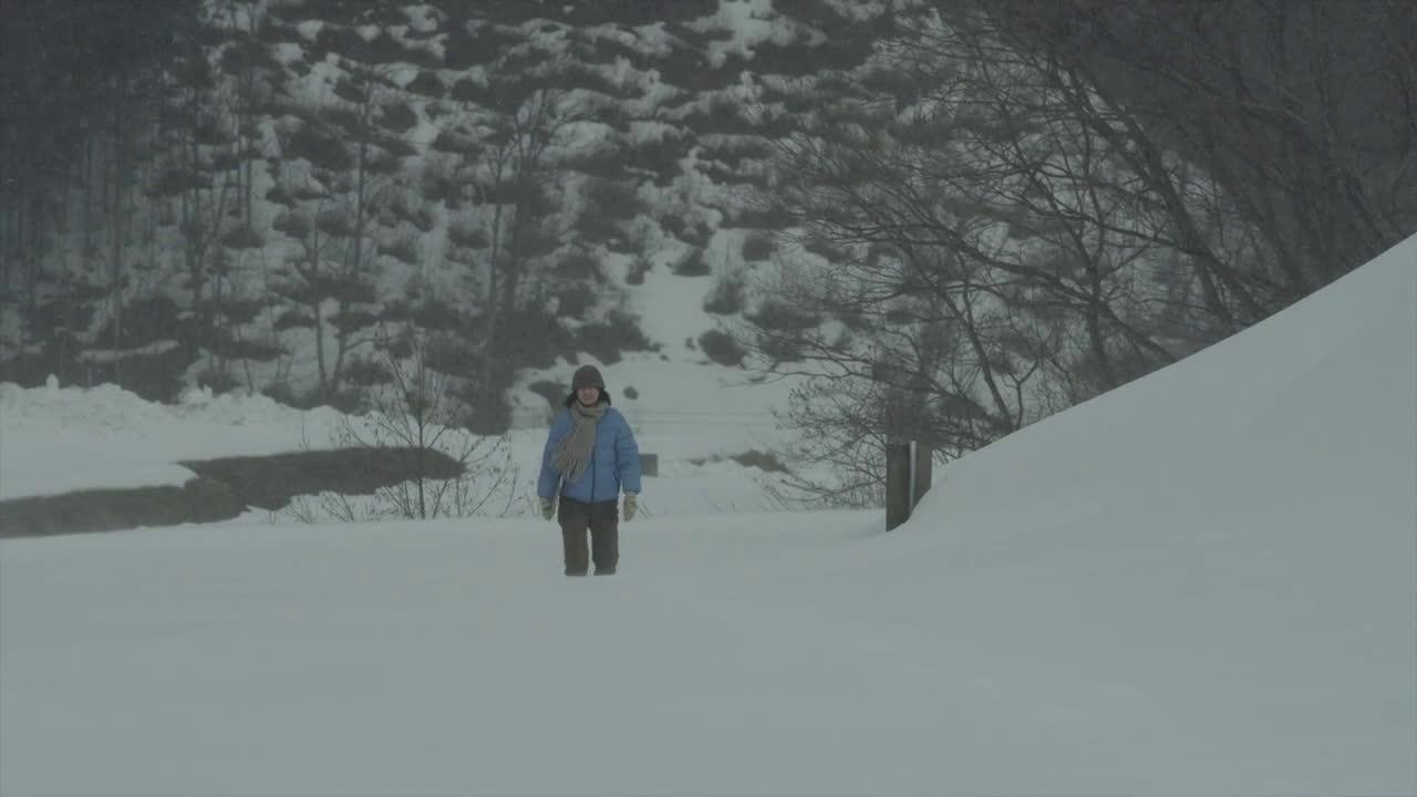小森林冬春电影图片展示图片