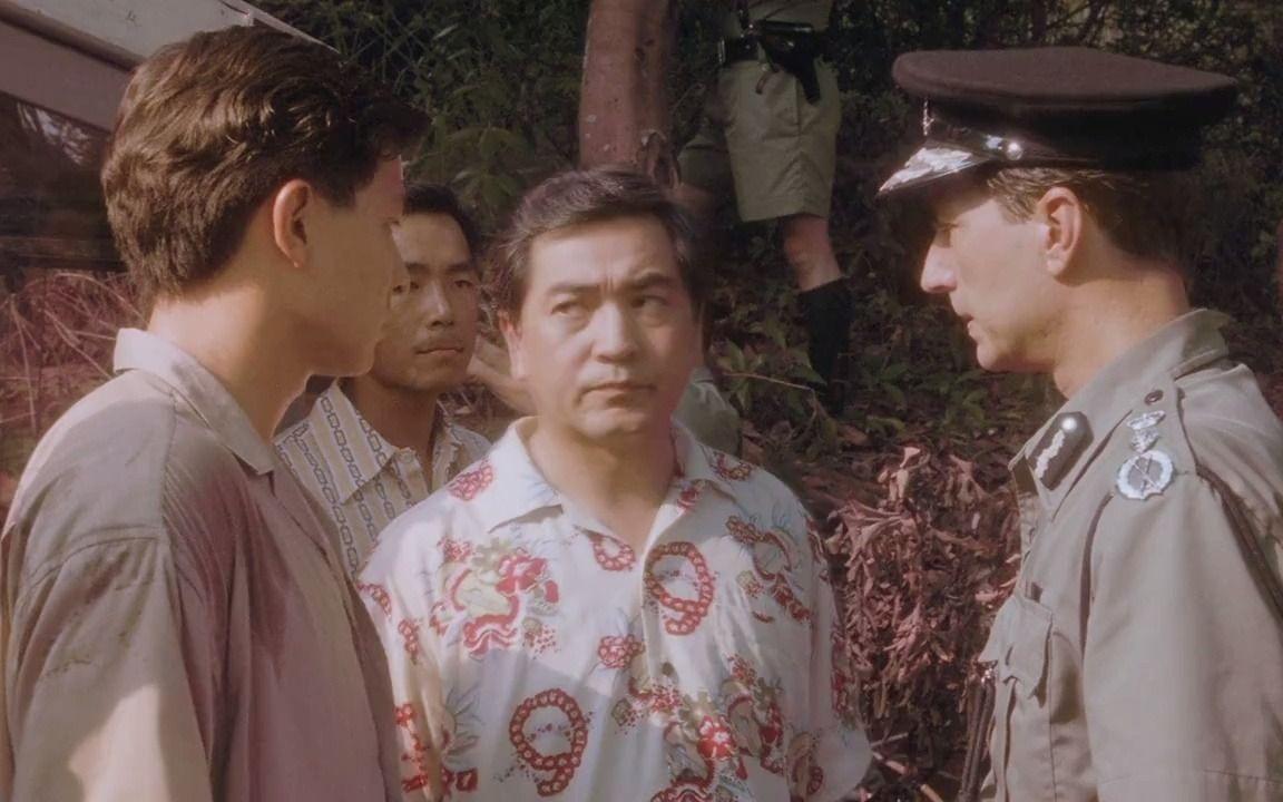 退休探长被劫持,两大探长到齐,竟然连警务处长都来亲自指挥!