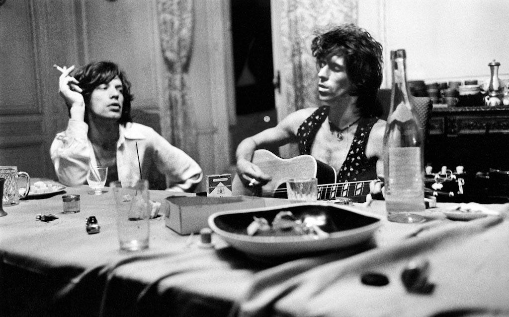 滚石乐队Rolling Stones Gather Moss (1964)