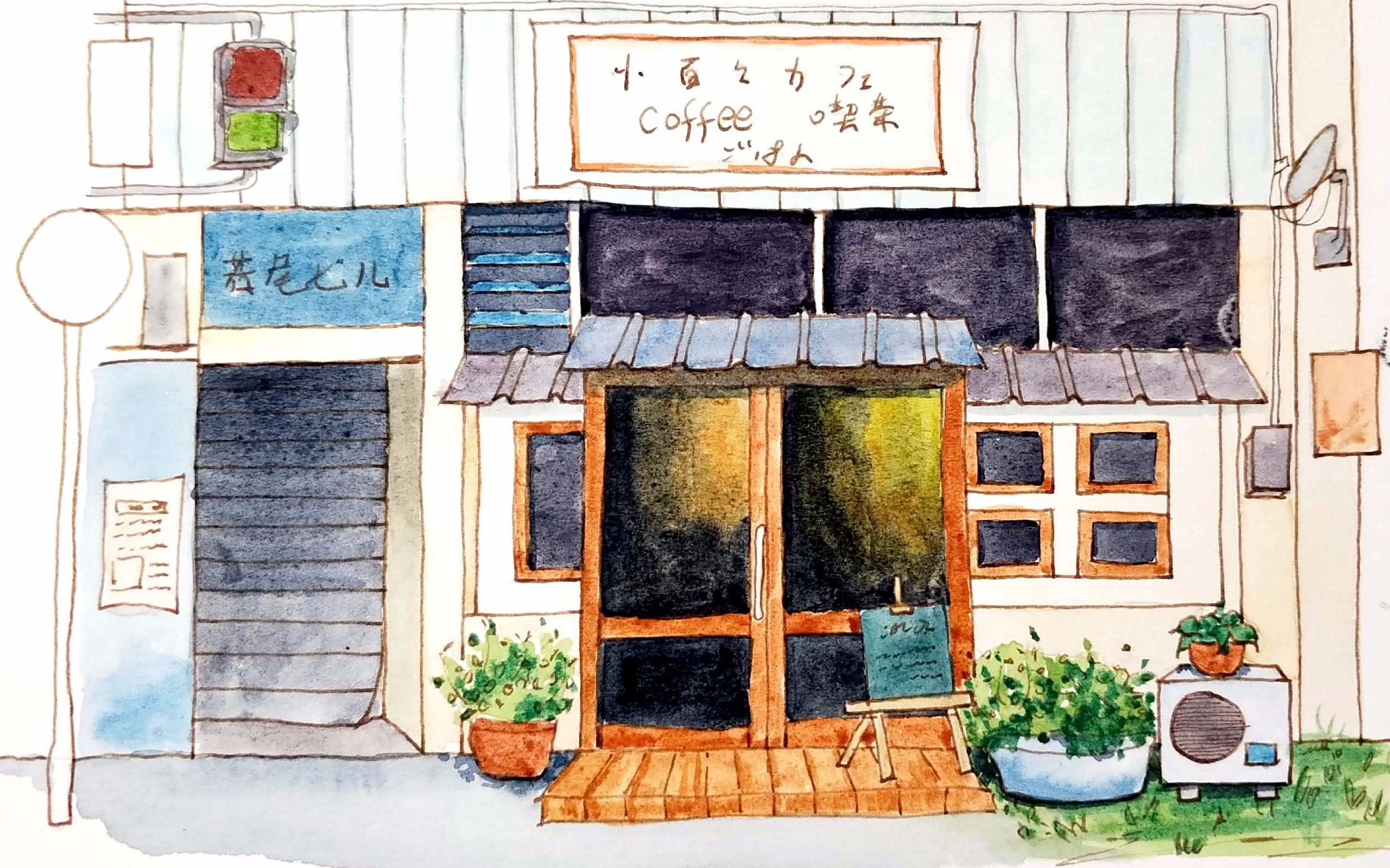 日系小房子