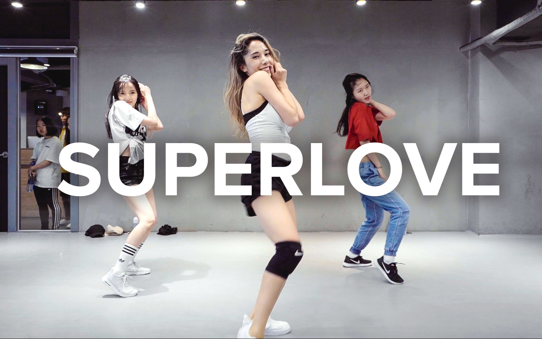 【1M】Isabelle编舞 Superlove