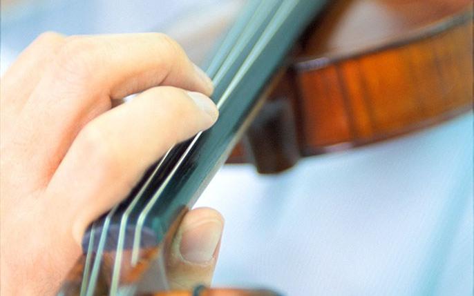 《提琴时代》教学篇 Lesson 17:揉弦的准备