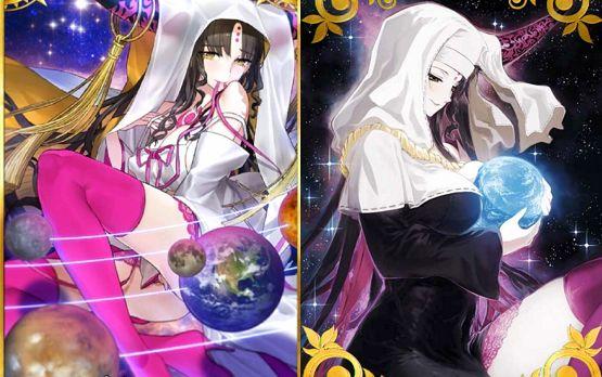 【fate/grand order】ccc联动 魔性菩萨bgm【30分耐久