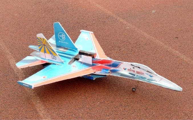 如何手工制作飞机模型图片
