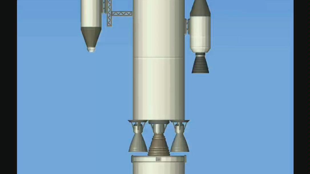 航天模拟器-下载第一天 随便玩玩图片